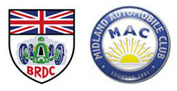 MAC-BRDC badges.