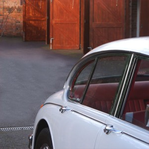 Vintage Cars at Classic Car Storage UK facilities.